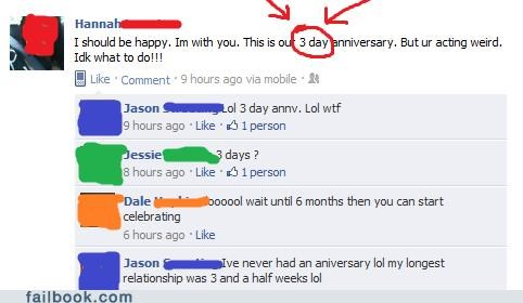 anniversary relationships they never last long anyways - 5338817024