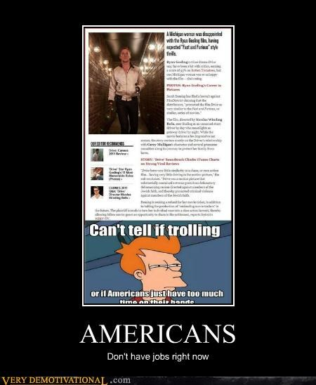 americans economy jobs Sad trolling - 5338861312
