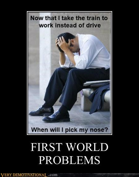 driving First World Problems hilarious nose picking - 5339060224