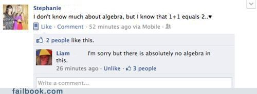 algebra,math,your friends are laughing at you