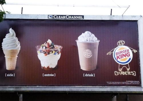 Belltown,Street Art,truth in advertising