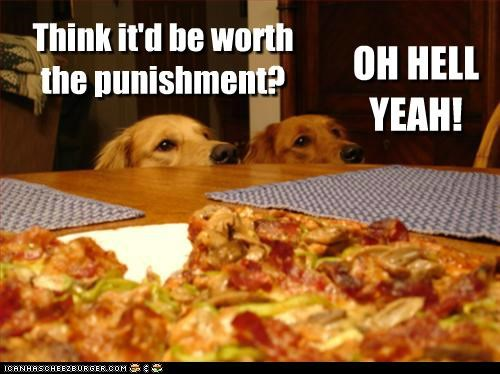 Think it'd be worth the punishment? OH HELL YEAH!