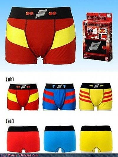 best underpants ever,power rangers,underwear