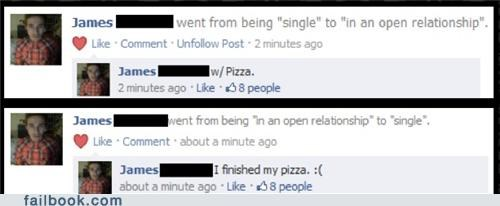 pizza,pizza is magical,realtionship status
