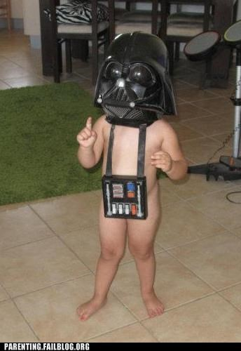 costume crying DIY halloween nerdgasm Parenting Fail pop culture Sad star wars - 5340230656