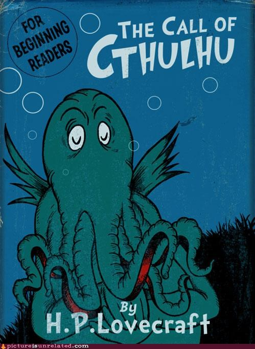best of week cthulhu dr-seus horror lovecraft wtf - 5340306944