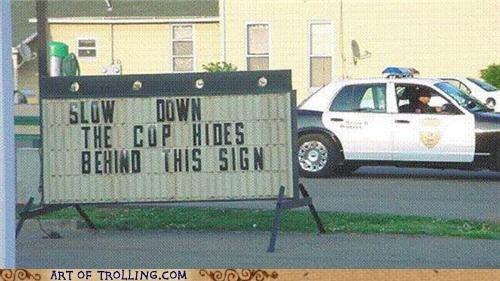 best of week cop IRL sign speeding - 5340538368