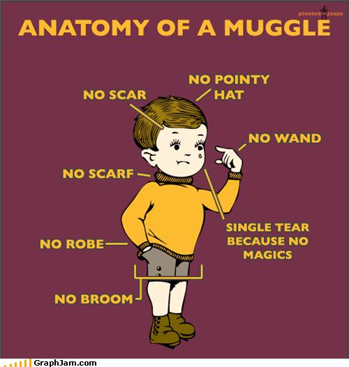 Harry Potter muggle QQ - 5340666368