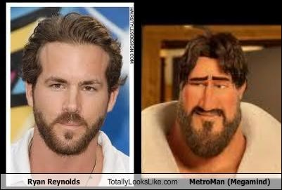 actor celeb funny metroman ryan reynolds TLL