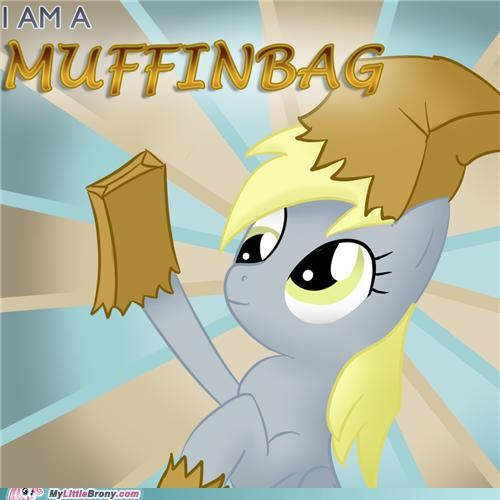 bag costume derpy hooves muffinbag ponies - 5343297536