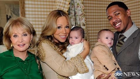 Babies,barbara walters,dem babies,mariah carey,Nick Cannon,TV