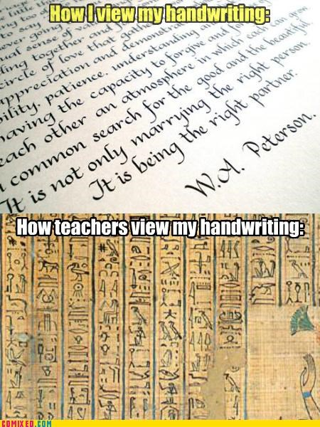 best of week handwriting how i view indecipherable school teachers the internets who-handwrites-anymore - 5346525440