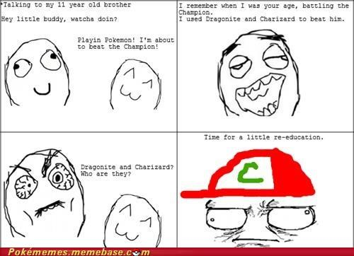 charizard dragonite Rage Comics re-education what have they done who are they - 5346881024
