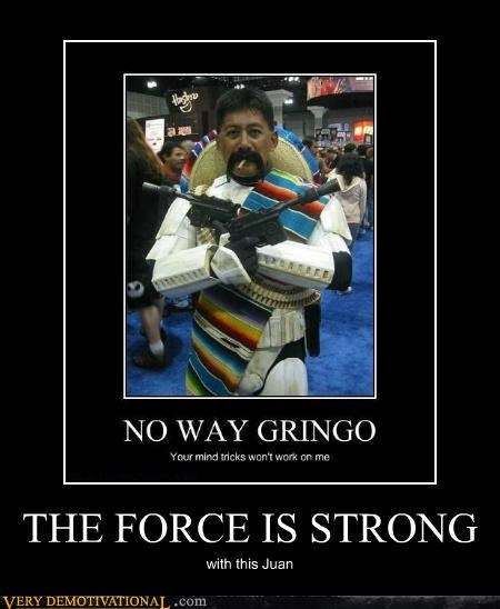 cosplay,hilarious,juan,stormtrooper,strong