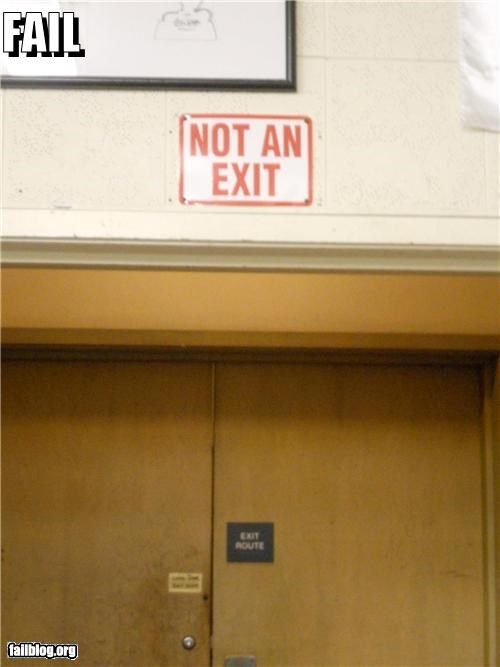 confusing,exit,failboat,g rated,signs