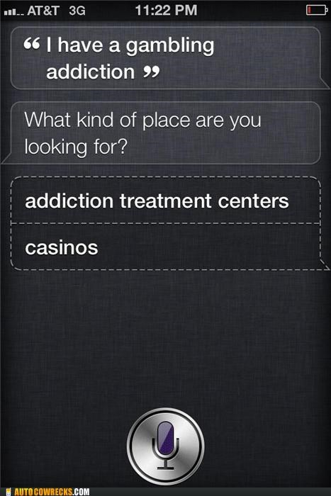 addiction casino casinos gambling siri - 5348413696