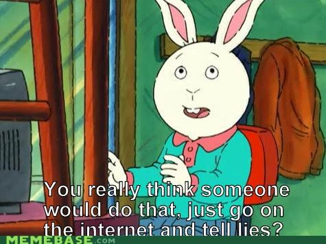 arthur buster lies Memes troll - 5348655872