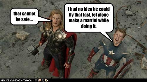 avengers captain america ironman Super-Lols Thor - 5349126144