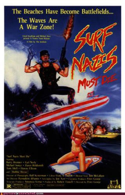 bad idea,best of week,Movie,nazi,surf,wtf