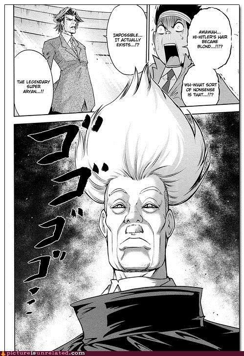 aryan hitler manga Super wtf - 5350158080