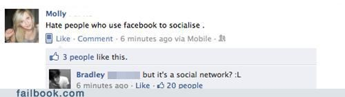 facepalm social your friends are laughing at you - 5350880512