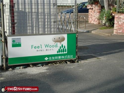 how-about-now weird signs wood - 5351146752