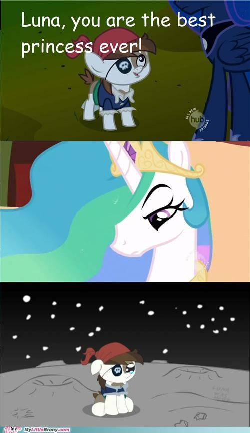 banished,best of week,celestia,comics,luna,nightmare night,pip,the moon