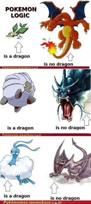 aerodactyl altaria dragon type Memes pokelogic revisited - 5351769088
