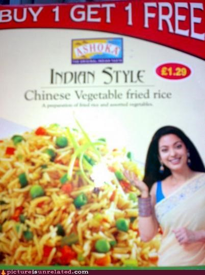 chinese food indian rice style wtf - 5352279808