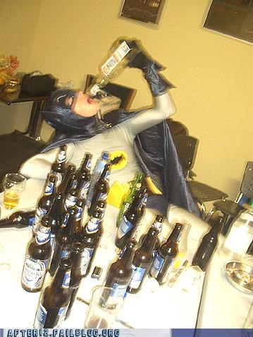 batman,beer,beer bottle,booze,drinking,drunk