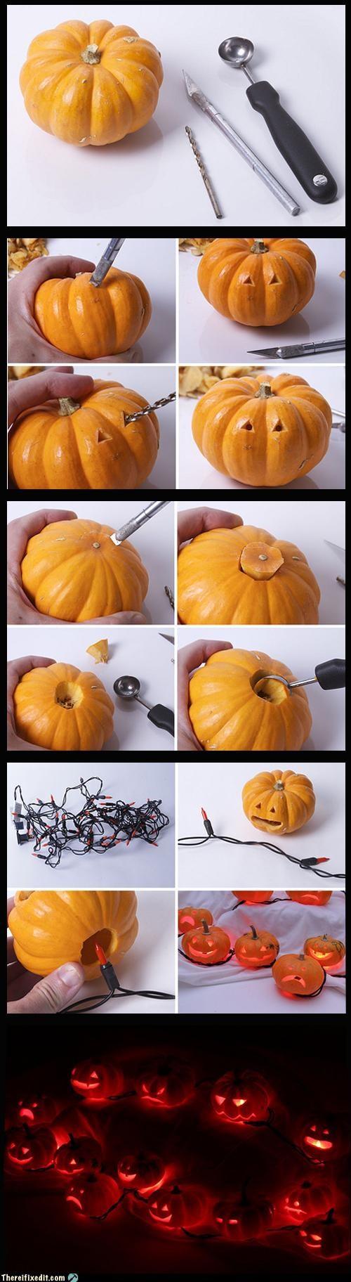 halloween jack o lanterns pumpkins - 5352794624