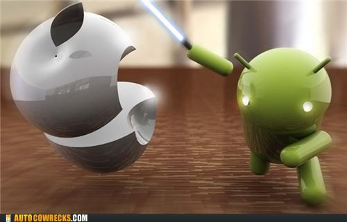 android apple google war