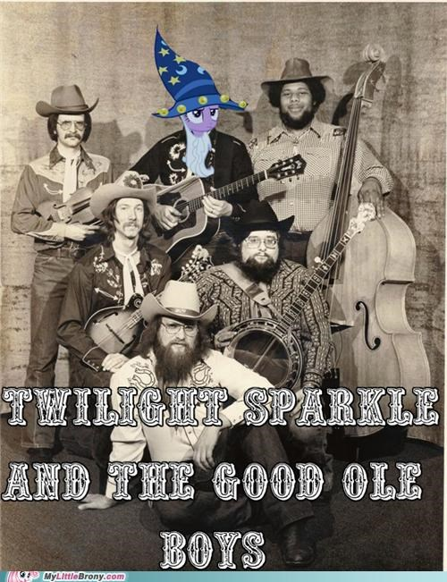 country music singer good ole boys meme mighty fine twilight sparkle - 5352922624