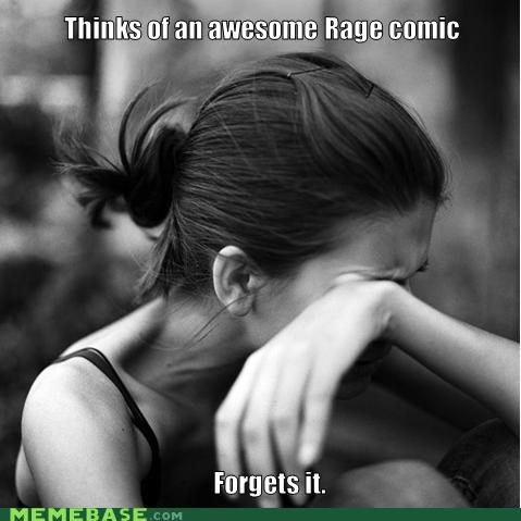 crying First World Problems rage comic sadness women - 5353934848