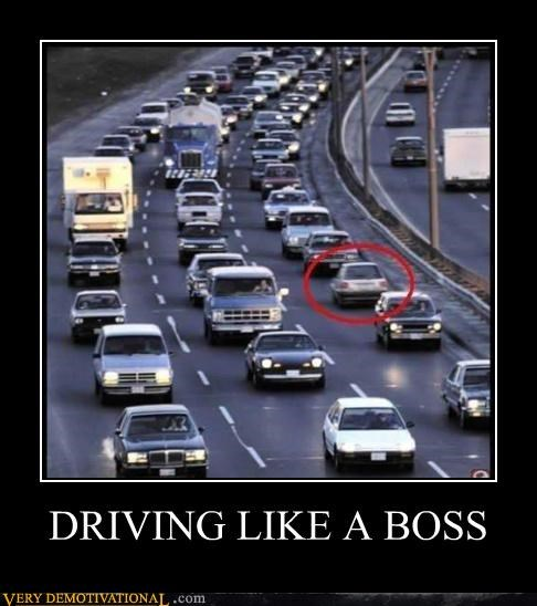cars driving Hall of Fame Like a Boss Pure Awesome - 5354234880