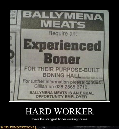 advertisement boner hilarious newspaper wtf - 5354797568