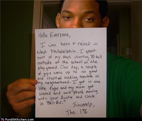 99,Occupy Wall Street,political pictures,the fresh prince of bel-air,will smith