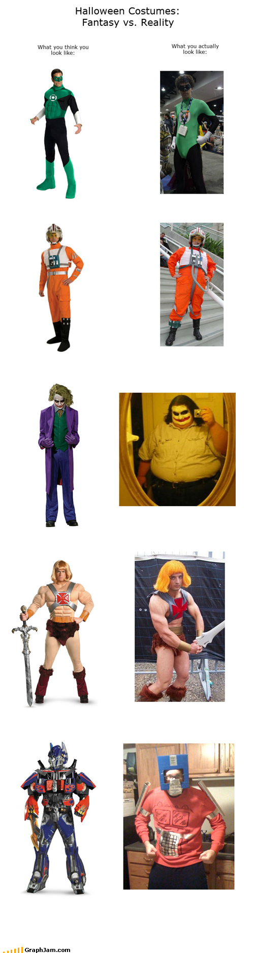 costume halloween superheroes - 5355567104