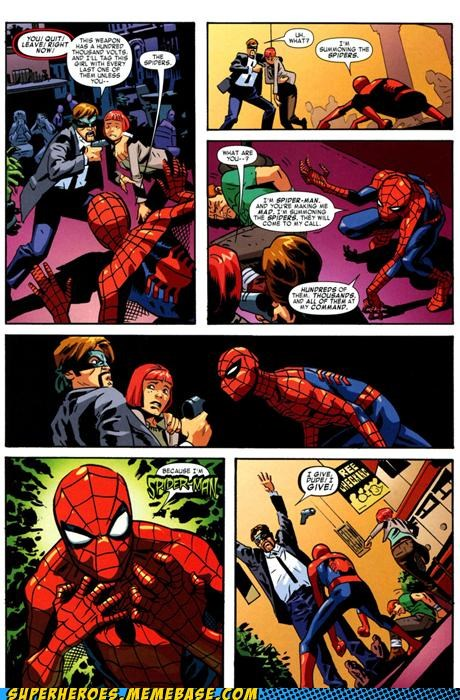 best of week powers Spider-Man Straight off the Page summoning - 5355576064