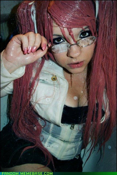 anime cosplay highschool of the dead manga saya takagi - 5355862272