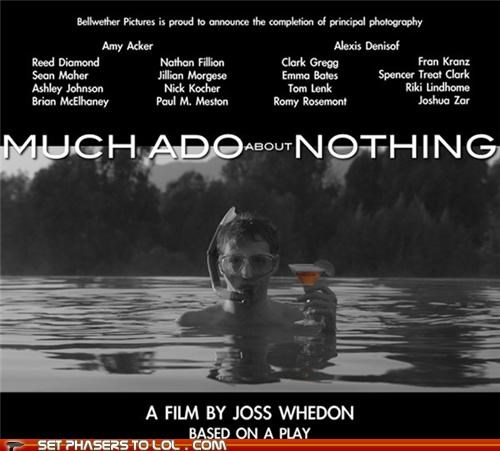 Alexis Denisof Amy Acker Joss Whedon Movie movies much ado about nothing nathan fillion Reed Diamond Riki Lindhome shakespeare - 5355964928