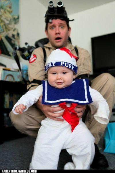 80s costume Ghostbusters Hall of Fame halloween mr-stay-puft Parenting Fail parenting WIN pop culture stay puft