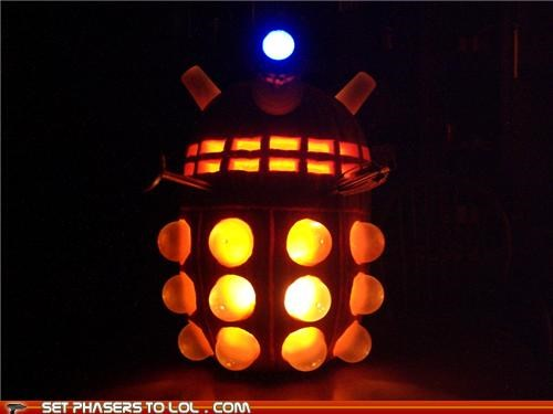 bioshock Captain Kirk dalek Game of Thrones pumpkins video games - 5356103168