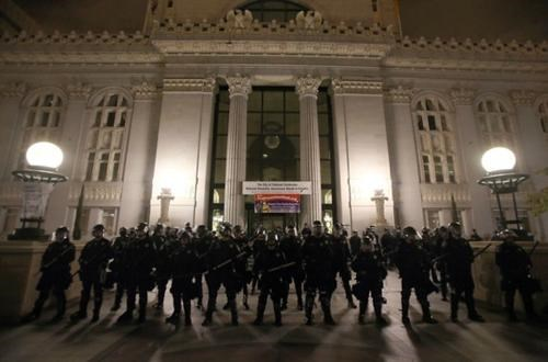 Occupy Everywhere,Occupy Oakland,Occupy Together,Occupy Wall Street,The 99 Percent
