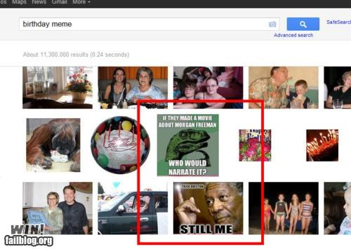 google google search meme Morgan Freeman Movie narration - 5356296960