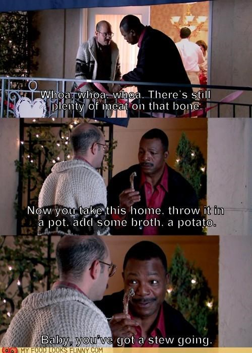 arrested development bon Carl Weathers David Cross stew TV - 5356334336