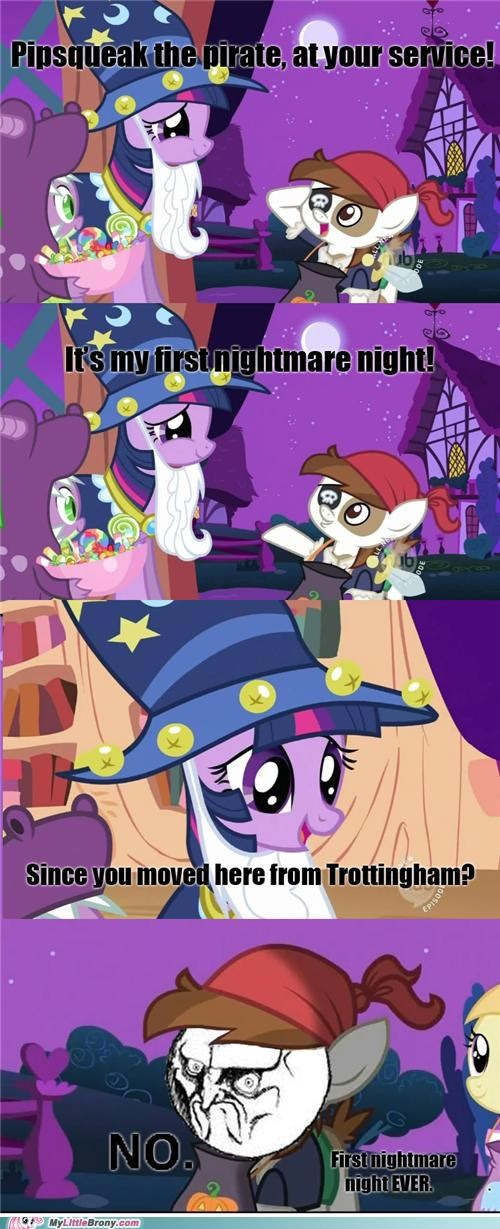 candy comics first nightmare night nightmare nighth pip Reframe trottingham - 5356423168