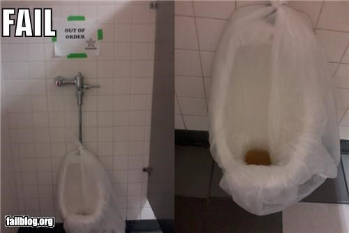 failboat gross janitor urinal - 5356482048