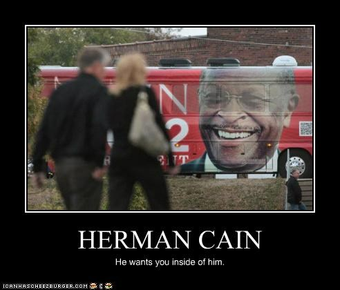herman cain political pictures - 5356990976