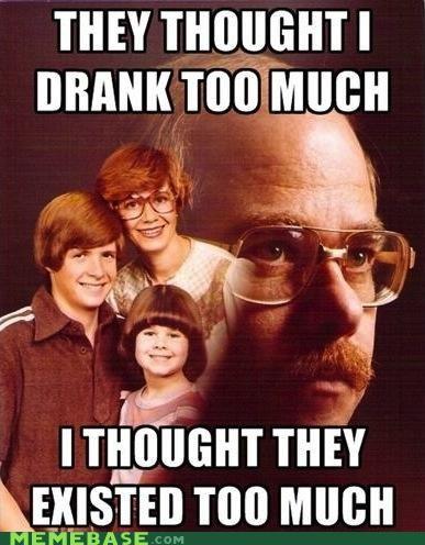 alcoholism disease existence Family Circus PTSD Clarinet Kid - 5356996352